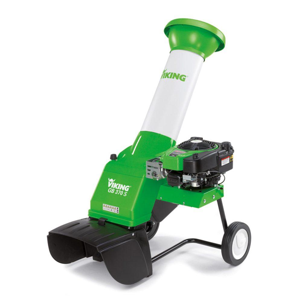 GB 370.2 S Petrol Shredder
