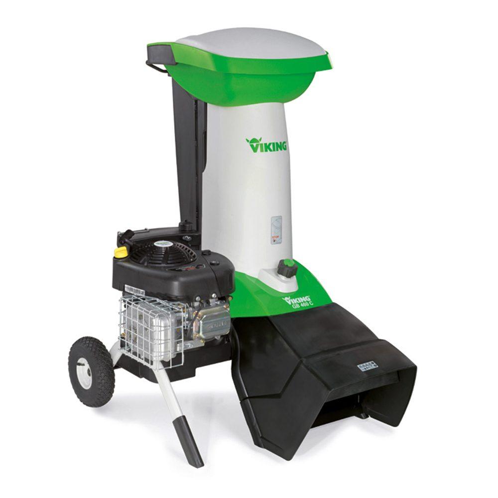 GB 450.1 Petrol Shredder