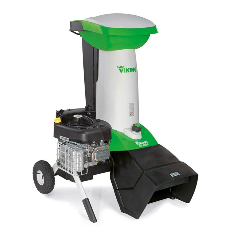 GB 460.1 C Petrol Shredder