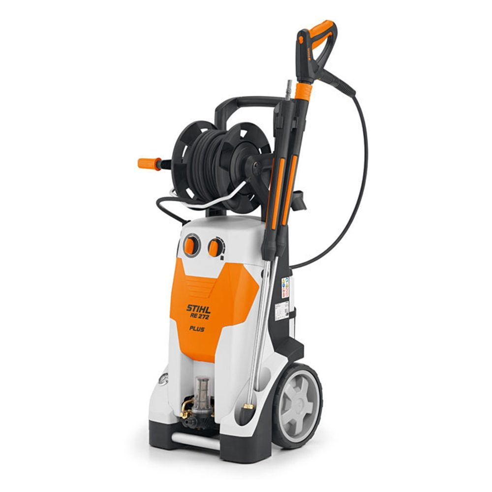 RE 272 Electric High Pressure Cleaner