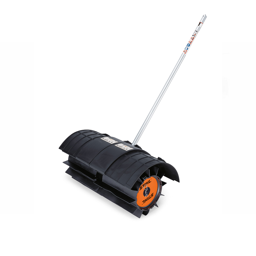 KW KM - Power Sweep Kombi System Attachment