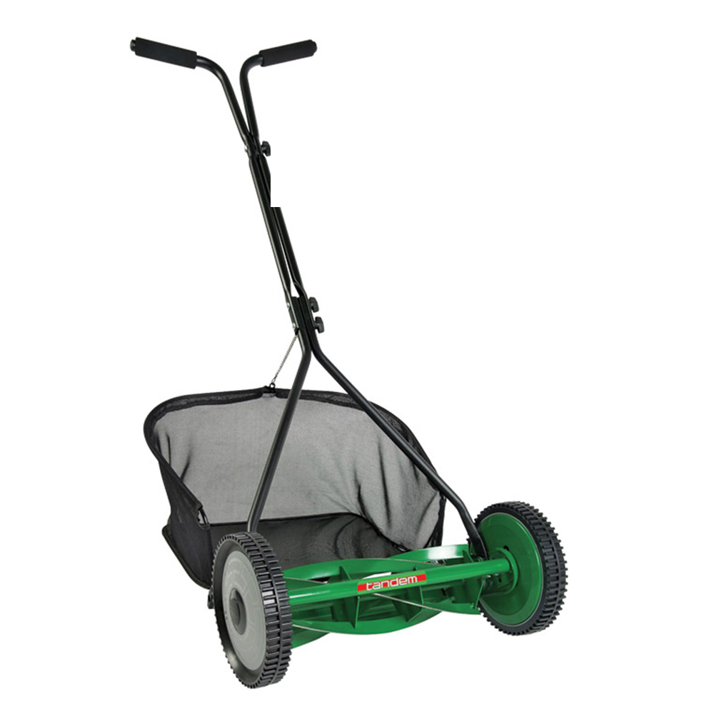 Pricision Cut Cylinder Push Mower 16 - Manual Lawnmower